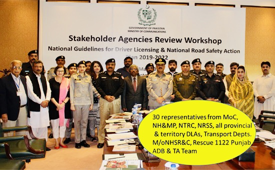 Stakeholder Agencies Review Workshop